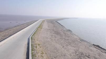 温州龙湾海滨围垦i标